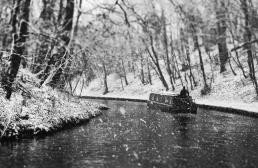 Wintery bend