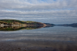 Aberdyfi reflected