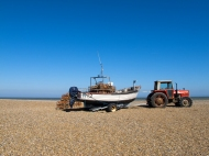 Cley boat