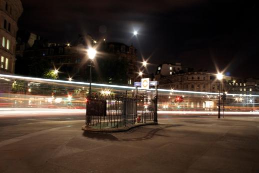 Tube Station 3