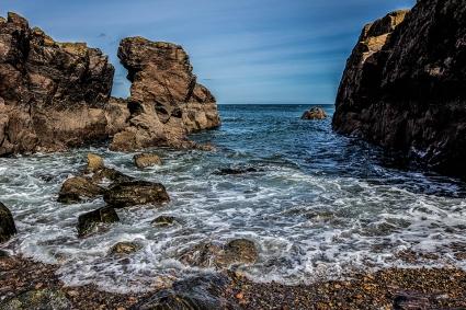 Greyhope Bay